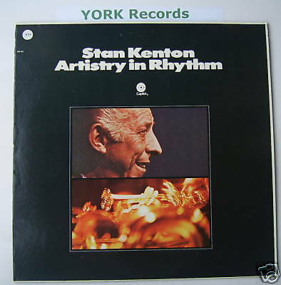 STAN KENTON - Artistry In Rhythm - Ex Con LP Record