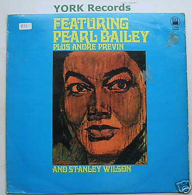 PEARL BAILEY - Featuring .... - Excellent Con LP Record