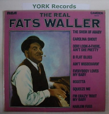 FATS WALLER - The Real  ... - Excellent Con LP Record