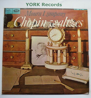 MFP 2033 - CHOPIN - Waltzes - MOYRA LYMPANY - Excellent Condition LP Record