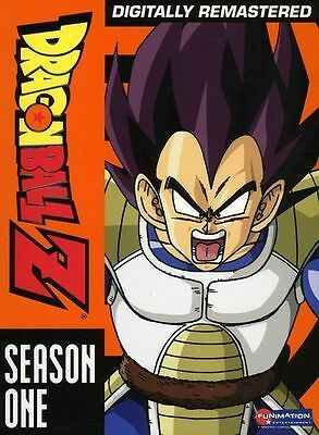 Dragon Ball Z - Season 1 (DVD, 2007, 6-Disc Set, Uncut; Remastered)