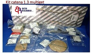 Kit Catena Distribuz.suzuki Swift 1.3 Ddis  Mtej Originale Opel
