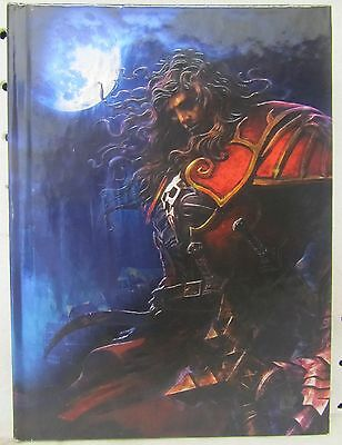 Castlevania: Lords of Shadow [Limited Edition, XBox} 3 Discs + Illustration Book
