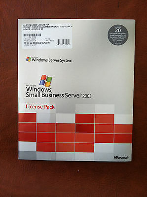 Microsoft Windows Small Business Server 2003 Transition Pack