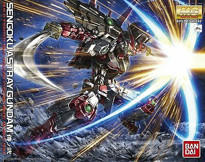 NIB GUNDAM SENGOKU ASTRAY MG 1/100 SCALE KIT BANDAI  MODEL KIT SEED