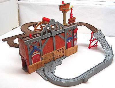 RESCUE FROM MISTY ISLAND SET Thomas Take Along N Play Die-cast Train Track LOT