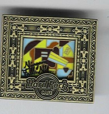 Hard Rock Cafe Niagara Falls NY Art Frame Series Pin