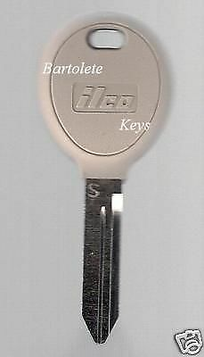 Key Blank Fits 2006 2007 2008 2009 2010 Dodge Ram 2500 3500