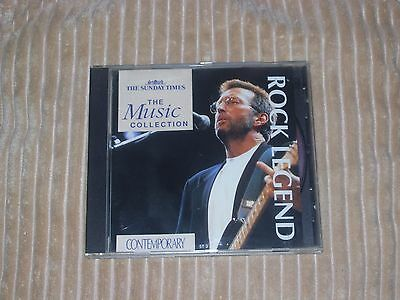 Various Artists - The Sunday Times Music Collection - Rock Legend - CD