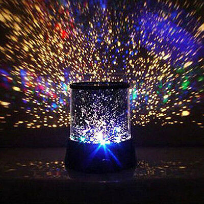 New hot Sky Star Romantic Amazing Master Projector Lamp LED Night Light  Gift