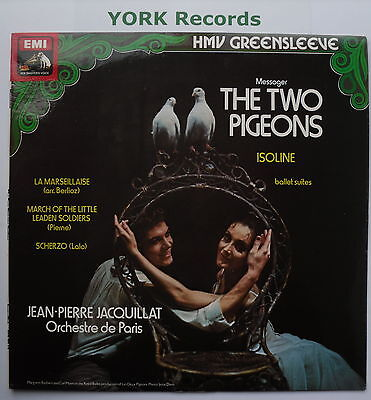 ESD 7048 - MESSAGER - The Two Pigeons JACQUILLAT Orch de Paris - Ex LP Record