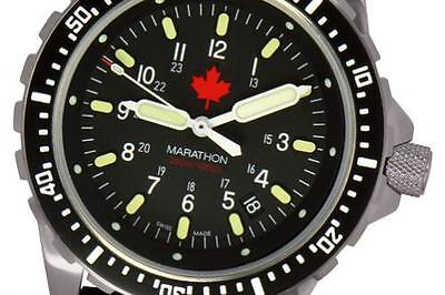 Marathon Diver's Jumbo Maple LGP Watch limited edition of 1000 very rare wow