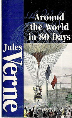JULES VERNE AROUND THE WORLD IN 80 DAYS  VERY RARE ADVENTURE PBS  EDITION