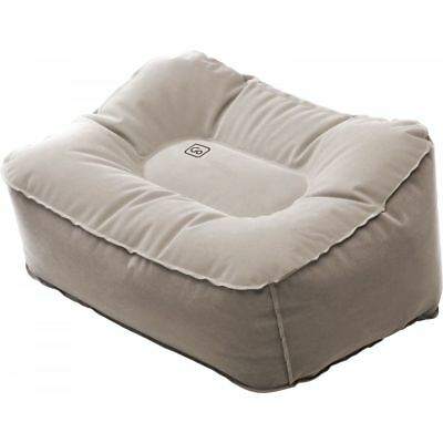 Go Travel - Foot Rest - Robust Inflatable Foot Rest - FREE Delivery!