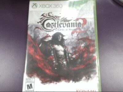 Castlevania: Lords of Shadow 2 (Microsoft Xbox 360) (LP1036519)