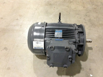 Hawker Siddeley AC motor with gearbox