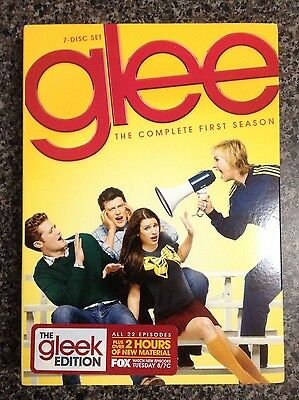 Glee - The Complete First Season - DVD - 7 Disc Set