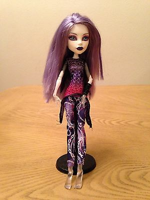 Monster High Doll Picture Day Spectra 2010 Mattel
