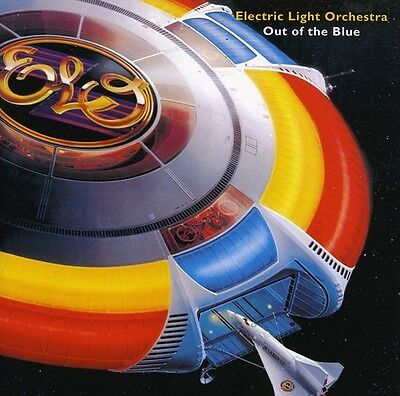 Out Of The Blue - Electric Light Orchestra (2008, CD New)