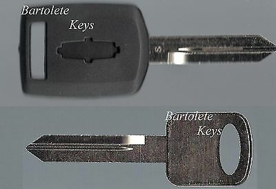 Transponder Key Blank for 2007 2008 2009 2010 07 08 Lincoln MKX MKZ *