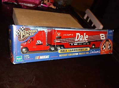 2000 Dale Earnhardt Jr 1/64 scale #8 NASCAR Hauler By Winner's Circle