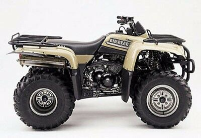 1987-2005 Yamaha Big Bear 350 YFM350 2wd + 4wd Service Repair Manual 4x4 atv