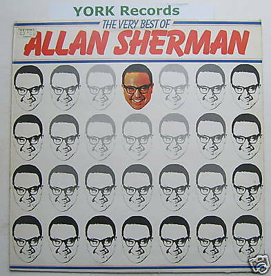 ALLAN SHERMAN - The Very Best Of ... - Ex Con LP Record