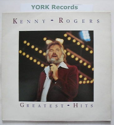 KENNY ROGERS - Greatest Hits - Excellent Con LP Record