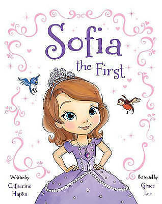 Disney Sofia the First Picture Book, Disney, New Book