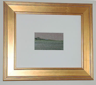 Original Framed Anne Packard of One of a Kind Provincetown Oil Painting - Signed