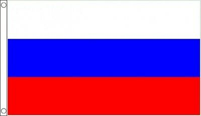 RUSSIA FLAG 5' x 3' Russian Federation Flags Europe