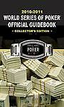World Series of Poker Offical Guidebook (World Series Poker) by Cardoza, Avery,