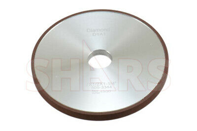 "Shars 7 X 1/2"" D1A1 Straight Style Diamond Wheel 100 Grit New"