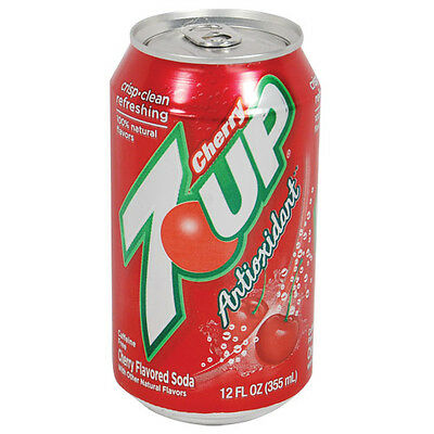 Diversion Safe-CHERRY 7- UP CAN With Hidden Interior Compartment For Valuables
