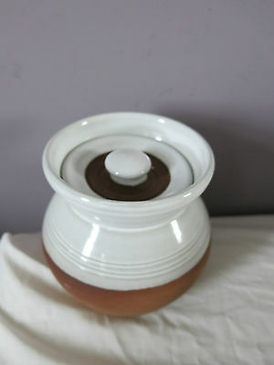 "STEPHEN PEARCE POTTERY POT 5"" HIGH NEW"