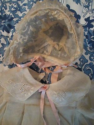 Factory Original Effanbee Outfit for Composition Baby Doll; Needs Laundering