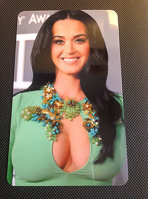 Large Sexy Katy Perry Refrigerator / Toolbox Photo Magnet
