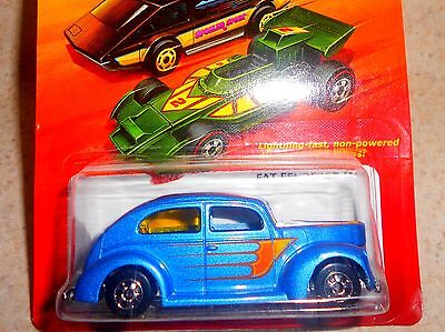 HOT WHEELS THE HOT ONES FAT FENDERED '40