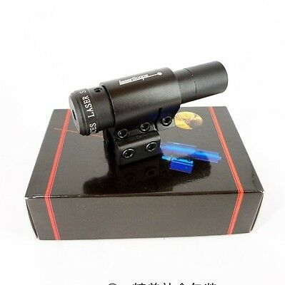 Universal 650nm Red Dot Laser Sight fit for Rifle Scope fit f/Airsoft Light #Z16