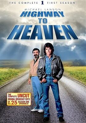 Highway to Heaven: The Complete First Season [5 Disc DVD Region 1