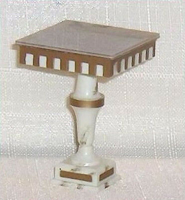 Pedestal Table Ideal Petite Princess Dollhouse Furniture