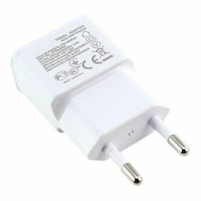 5V 2A USB AC Home Wall Charger Power Adapter EU for Samsung Galaxy Note2 N7100