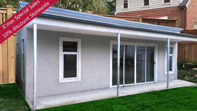 granny flat Prefabricated Modular system 60 Sqm kit package  Model GF-60