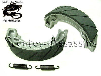 BRAKE SHOES for KEEWAY SCOOTER F-Act 150 07-10 Rear Matrix 150 07-10 Rear VMS-11
