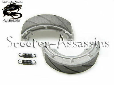 BRAKE SHOES fits MOTO ROMA SK 125 (Cast Wheel) 10-11 Rear VMS-10
