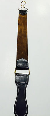 """Leather Razor Strop.  Souble sided.  22"""""""
