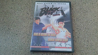 Black Belt Theatre Double Feature - Kung Fu From Beyond The Grave/Chinese ( New)