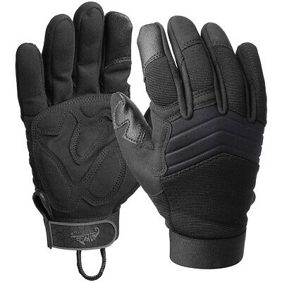 Helikon Special Operations USM Tactical Gloves Combat US Model Police Army Black