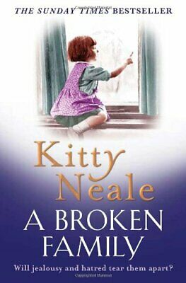 A Broken Family by Neale, Kitty Book The Cheap Fast Free Post