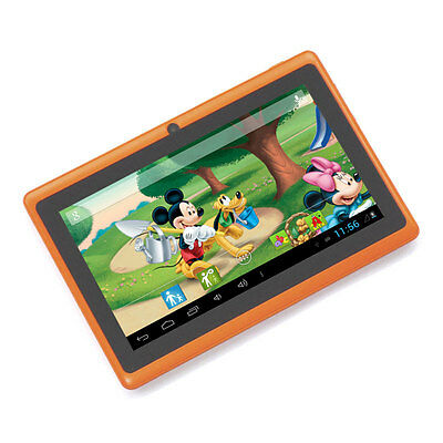 """Orange 7"""" Google Android 4.2 Tablet PC MID for Kids Children 1.0GHz US Shipping"""